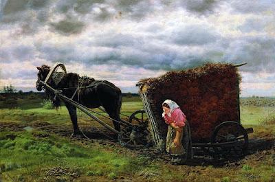 Paisajes Campesinos Rusos En Pinturas