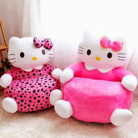 Puff da hello kitty