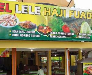 Lowongan Kasir di Pecel Lele Haji Fuad Lampung