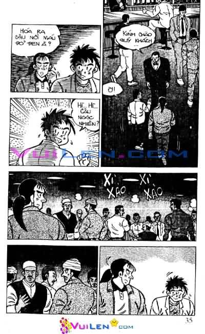 Jindodinho - Đường Dẫn Đến Khung Thành III Tập 57 page 35 Congtruyen24h