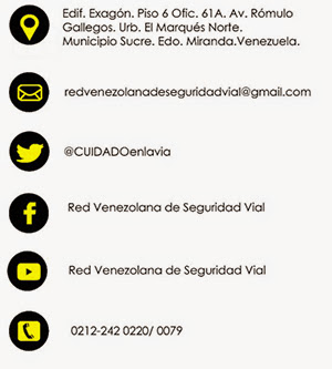 Red Venezolana de Seguridad Vial