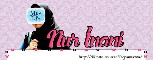 Blog Cik Manis Sweet
