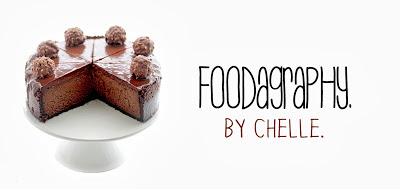 Foodagraphy. By Chelle.