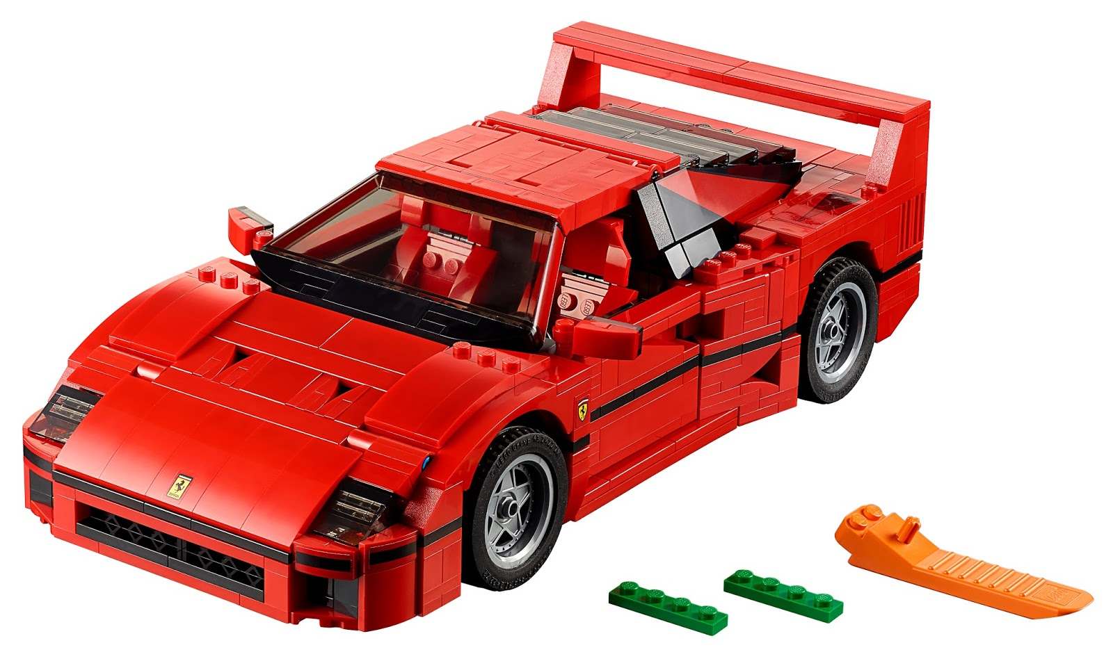 the brickverse lego ferrari f40. Black Bedroom Furniture Sets. Home Design Ideas