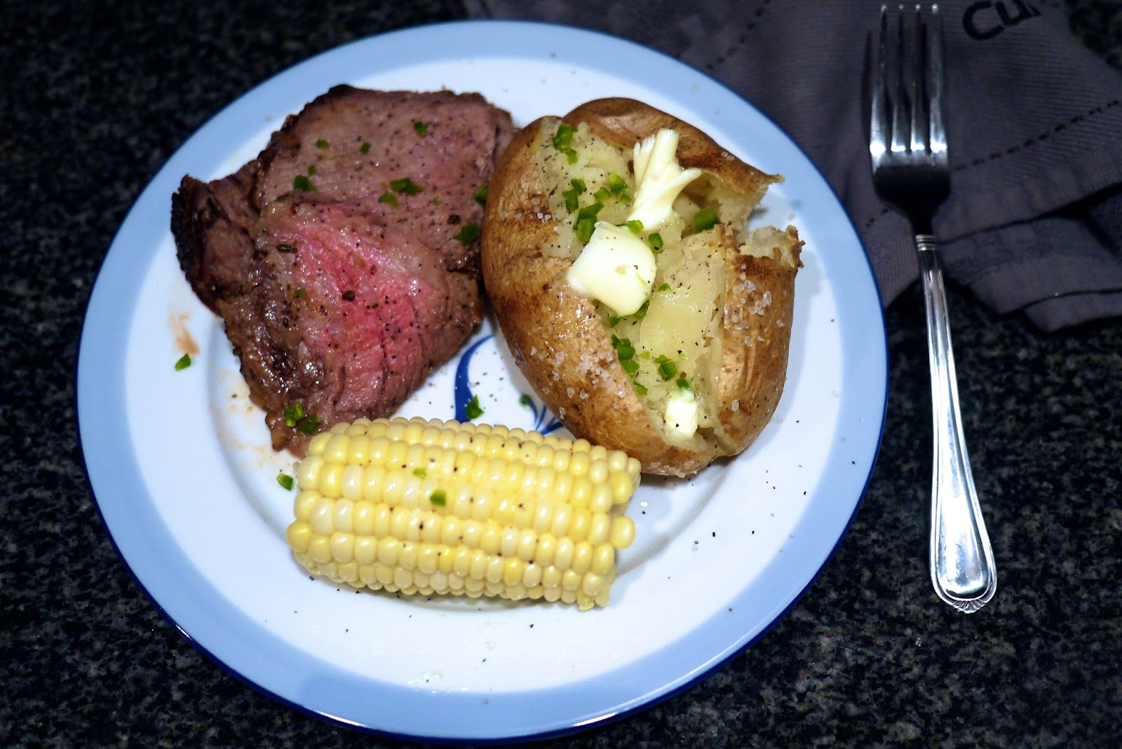 Herb Crusted Ribeye Roast Recipe