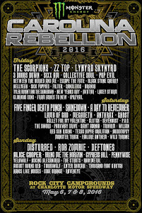 CAROLINA REBELLION 2016