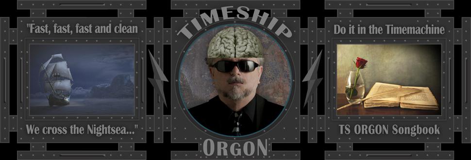 Timeship ORGON Songbook