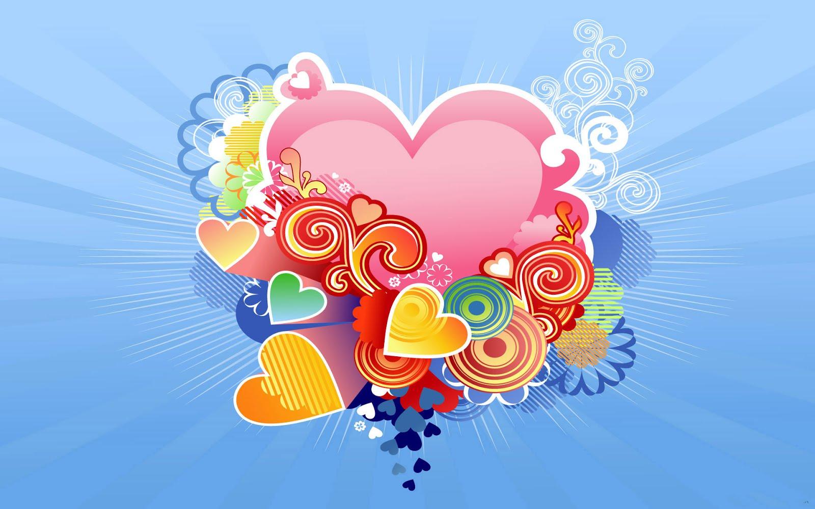 Postales Para Compartir El Día De San Valentin