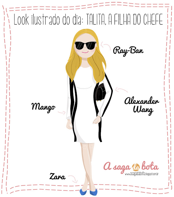 vestido, P&B,scarpin azl, Zara, Mango, Alexander Wang, Ray-ban, wayfarer, moda, advogada, bonita, inspiração