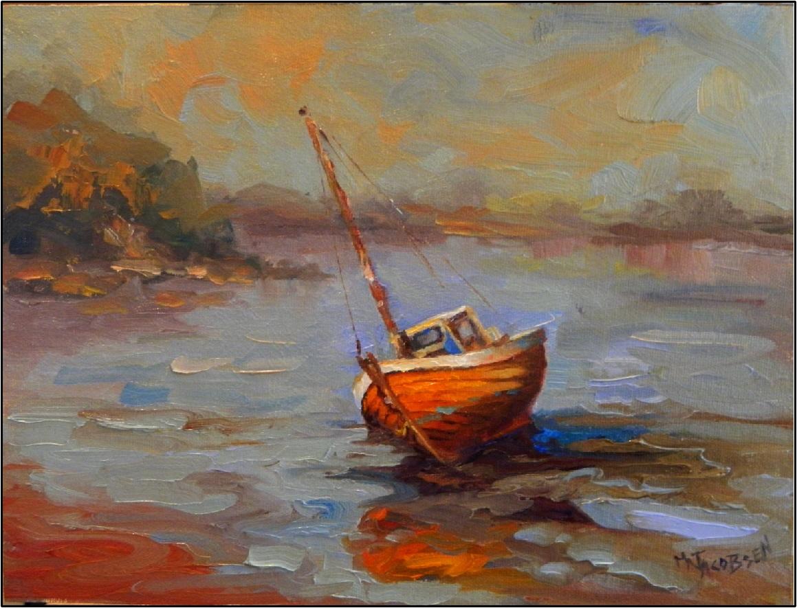 oil on canvas - photo #43