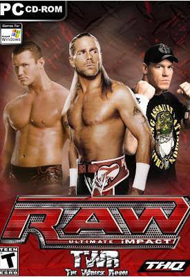 Free Download WWE RAW Ultimate Impact PC Game Free Download 550mb