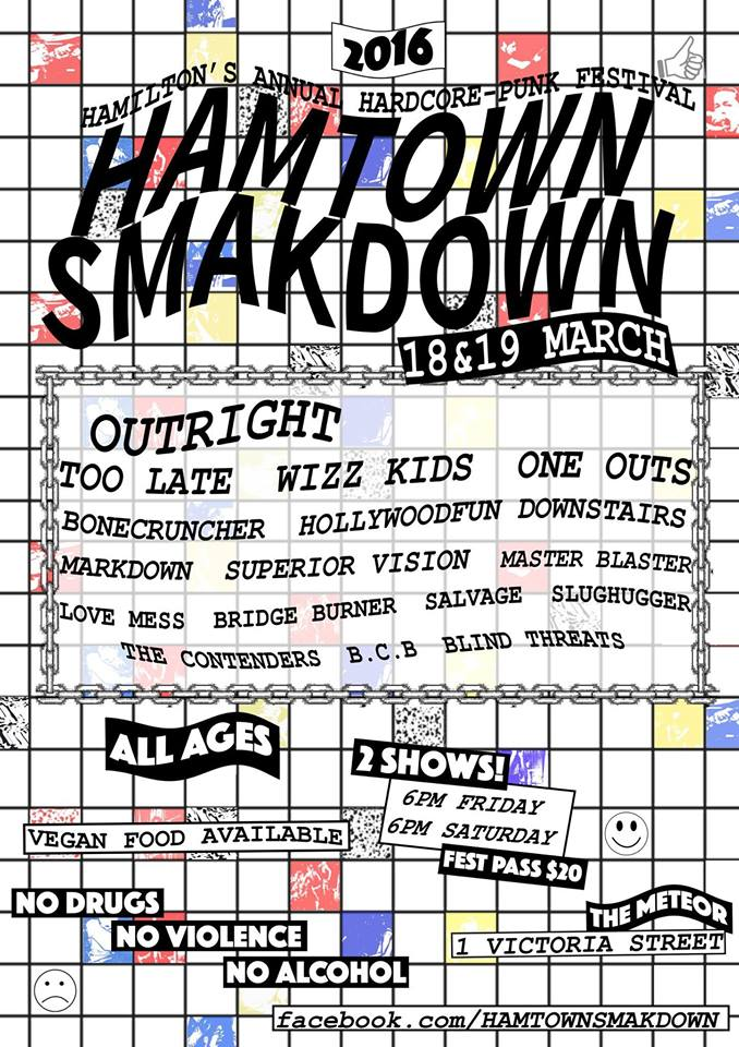 Hamtown Smackdown 2016
