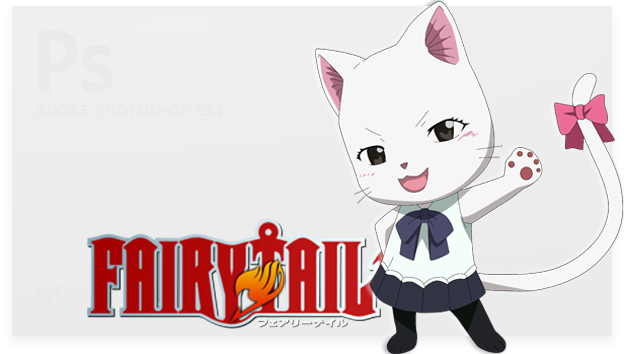 Skin Photoshop Cs4 Fairy Tail - Carla