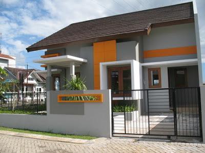 contoh desain rumah minimalis type 36 1 lantai desain