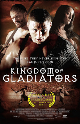 Filme Poster Kingdom of Gladiators DVDRip XviD & RMVB Legendado