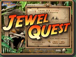لعبة الجواهر جويل كويست jewel quest