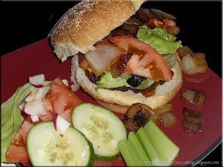 moose burger