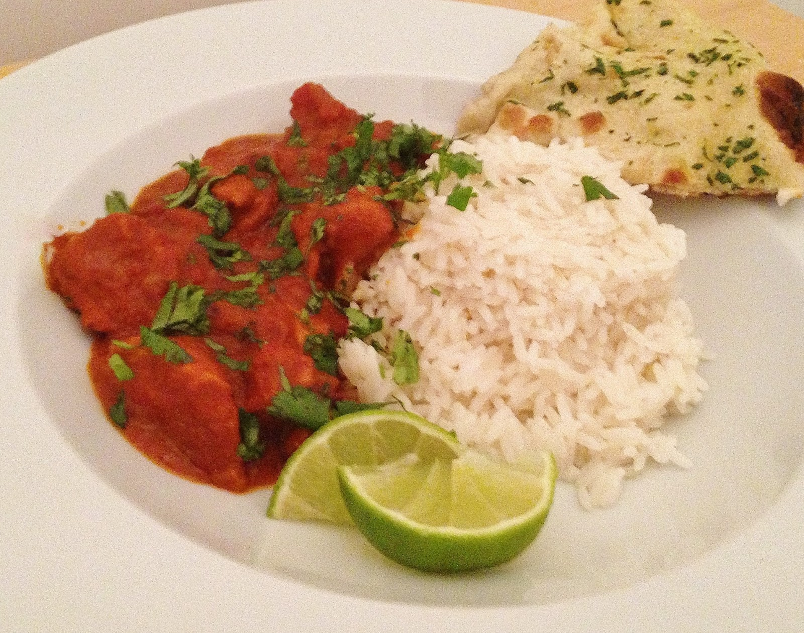 Chicken Jalfrezi Chicken jalfrezi