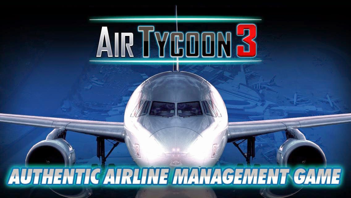 AirTycoon 3 v1.0.3 [Unlimited Money] APK+DATA
