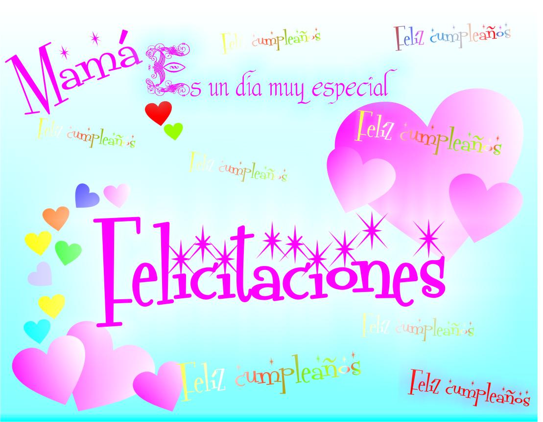 Imagenes De Feliz Cumpleaños Para Madres - Imagenes y fotos: Tarjetas de Cumpleaños para Mama