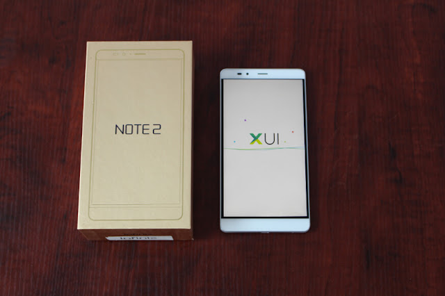 Just in, see exclusive first Pictures of The Infinix Note 2