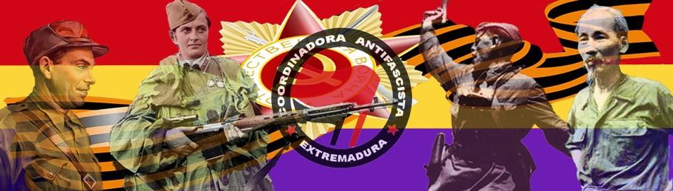 Coordinadora Antifascista de Extremadura