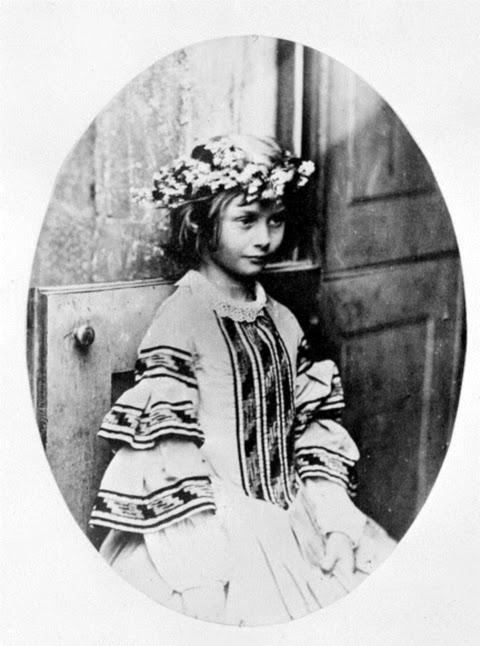 """Meet the Real Alice of """"Alice's Adventures in Wonderland ..."""