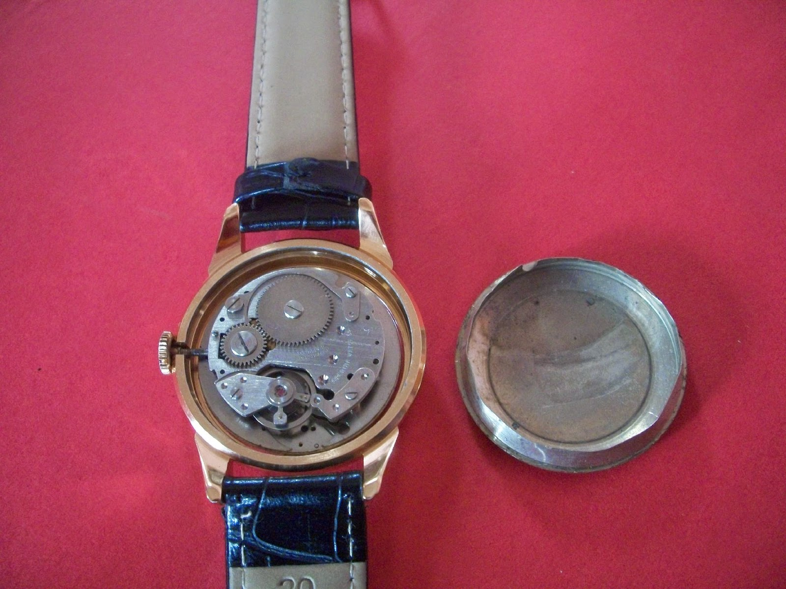 Watches Manual Movement Manual Winding Watch is in