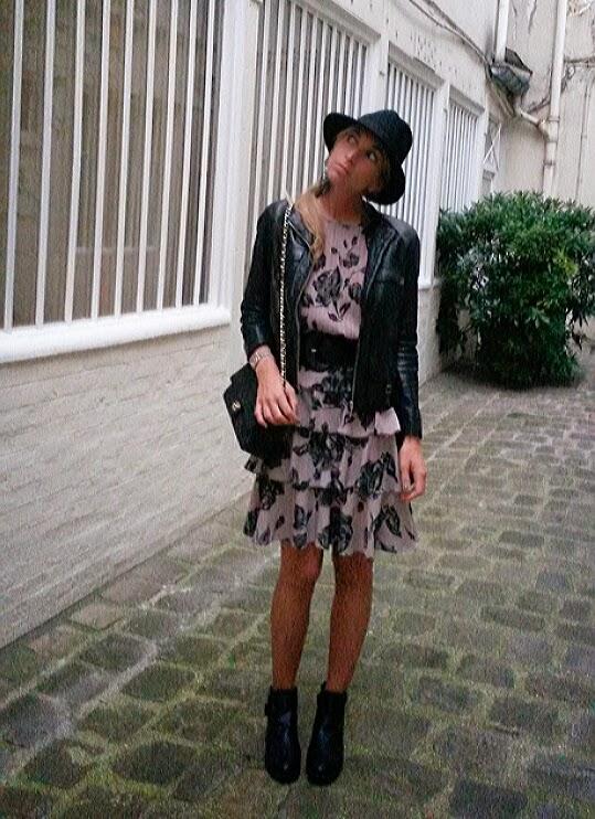 Vintage outfit - Paris