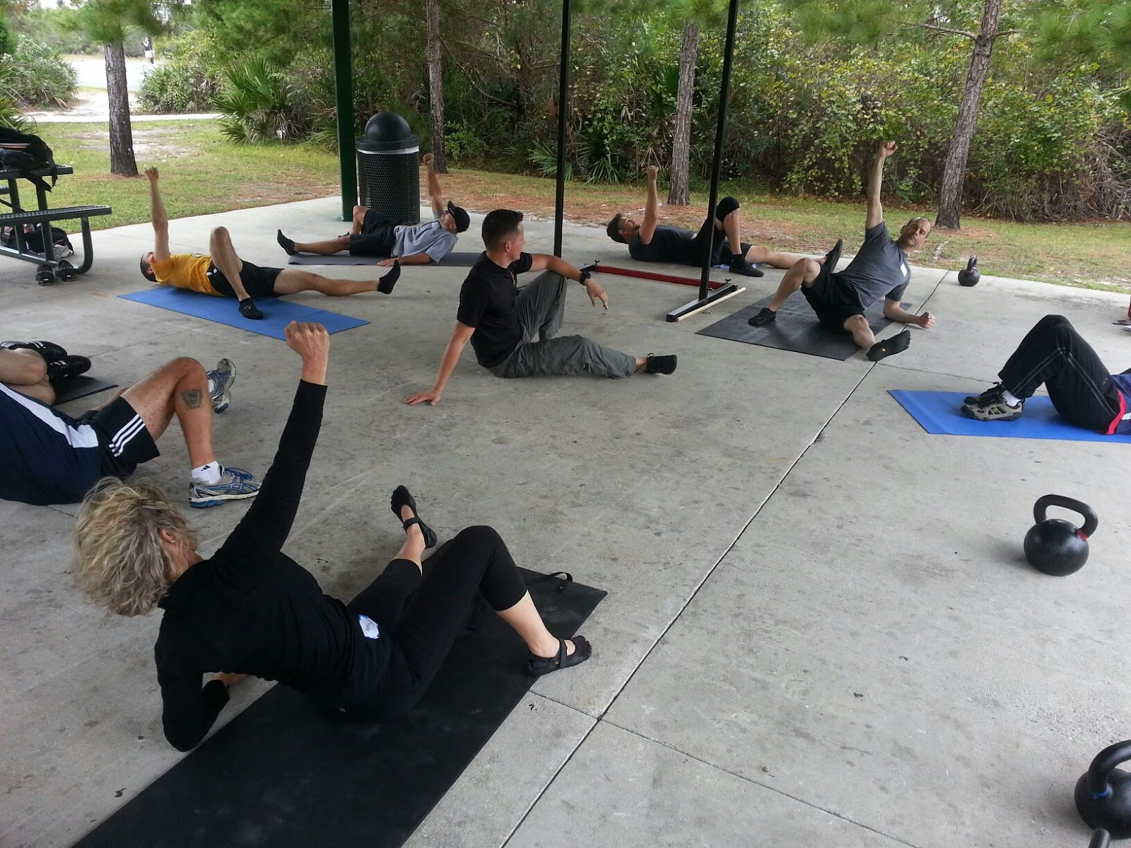 winter garden yoga hardstyle kettlebell makes it to wgy