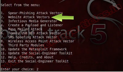 How to Hack Gmail, Facebook with Backtrack 5