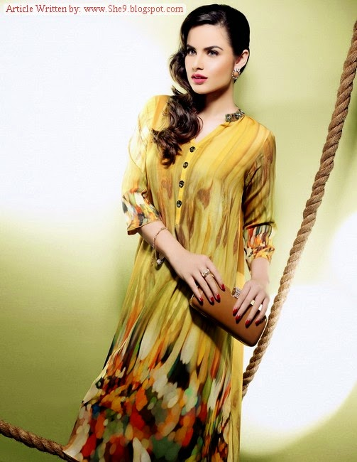 Nisha Midsummer and Eid Range 2014