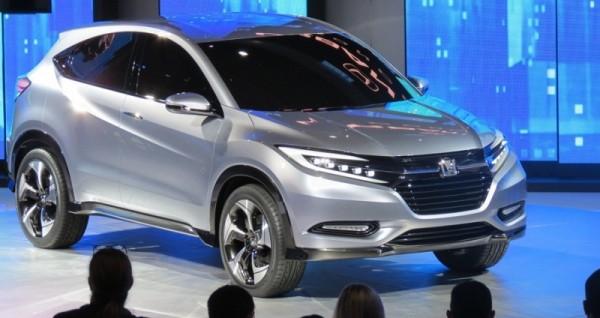 Nueva SUV de Honda competira con la nueva EcoSport