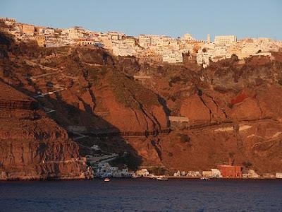 Thira, Santorini, Grecia