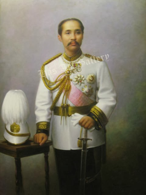 THE KING & I, RAMA IV