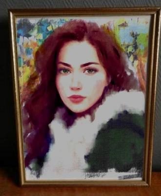 私の絵作品2