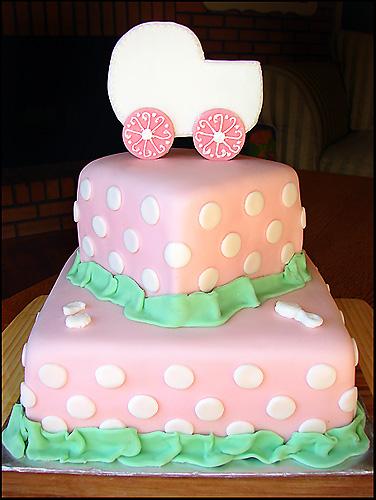 Modelos de tortas para baby shower