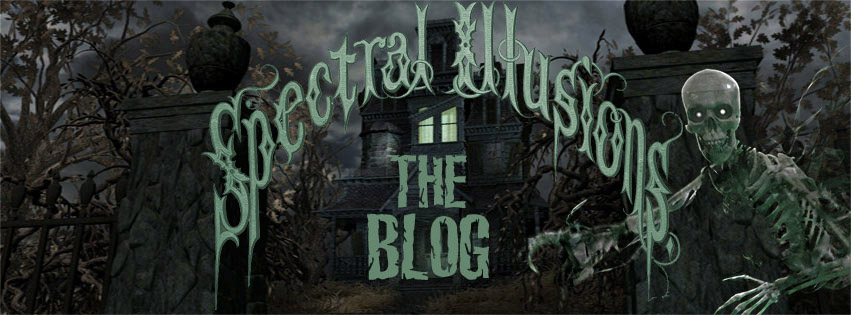 Spectral Illusions The Blog