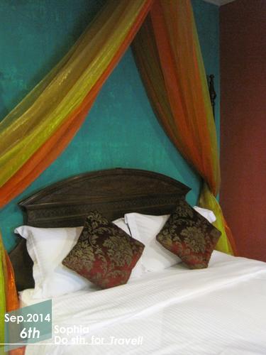 傑克魔豆-哈瓦那熱帶花園雙人房