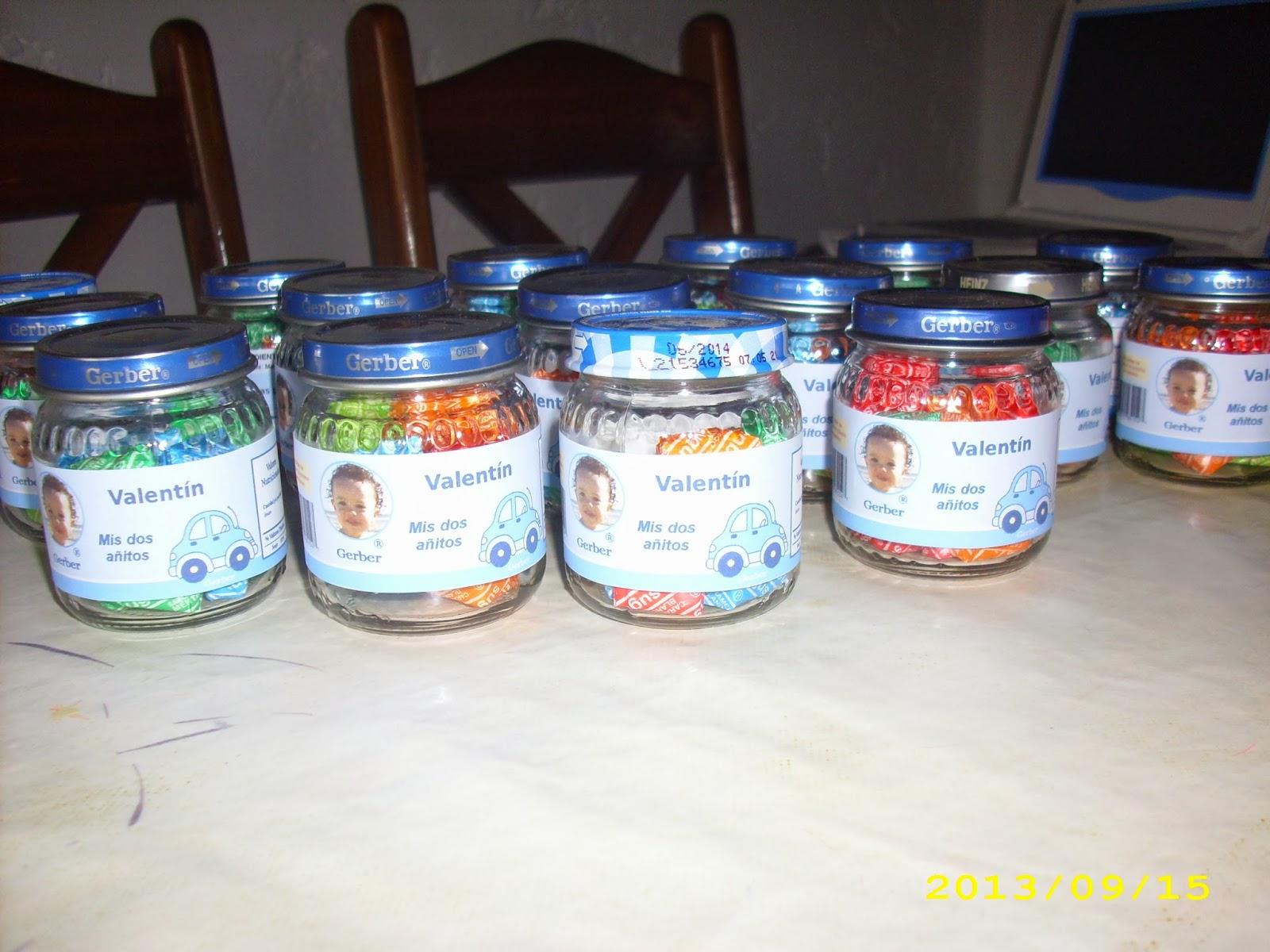 Reciclar frascos de gerber - Imagui