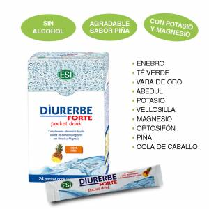 Diurerbe Forte Pocket Drink Piña