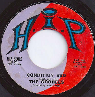 The Goodees - Condition Red