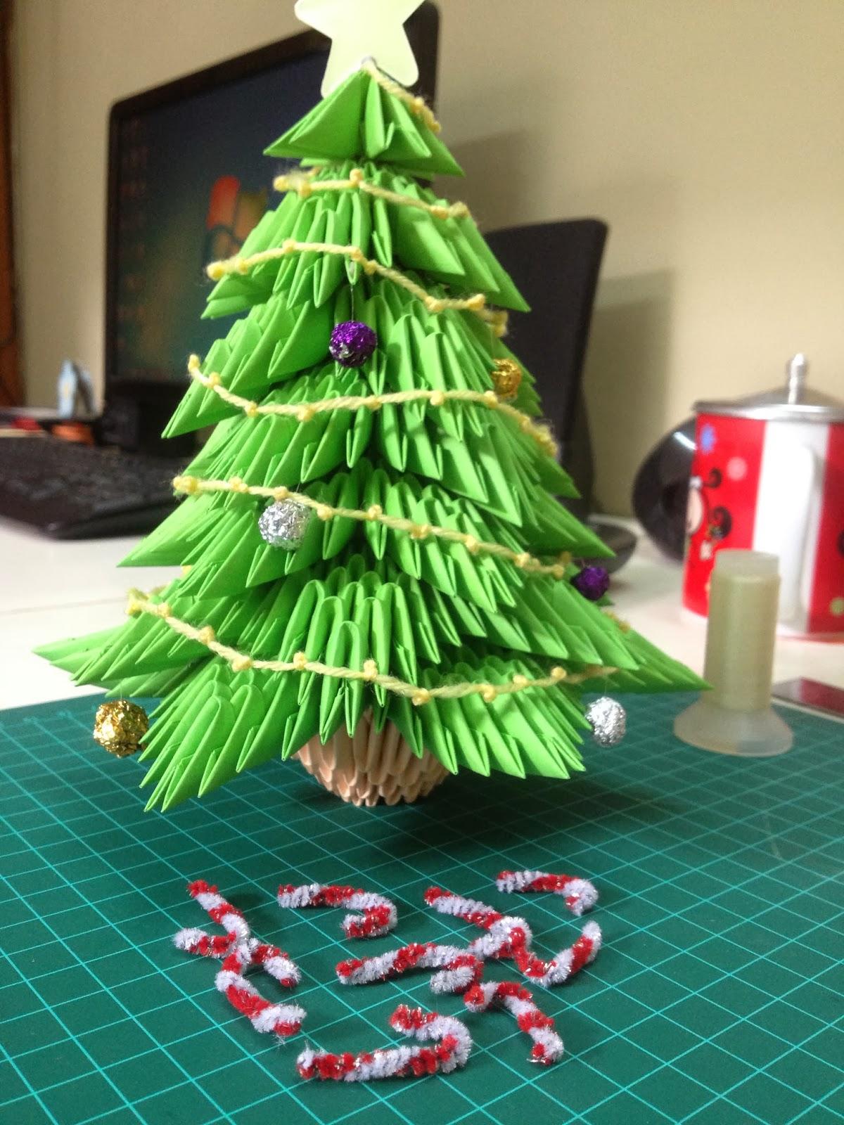 3d Origami Christmas Tree Diagram Electrical Wiring Pigorigami Pig Instructionsorigami Diagram3d Smallminitiny Oh Sheep