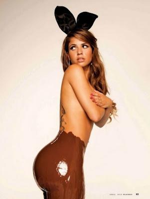 easter bunny chocolate funny paste iepure ciocolata sexy
