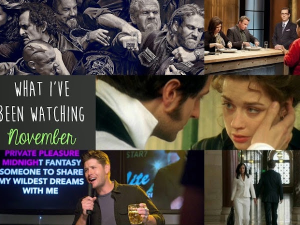 What I've Been Watching | November 2014