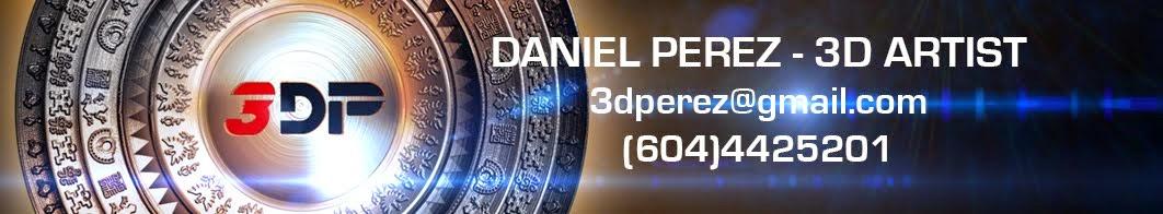 Daniel Perez 3D ARTIST