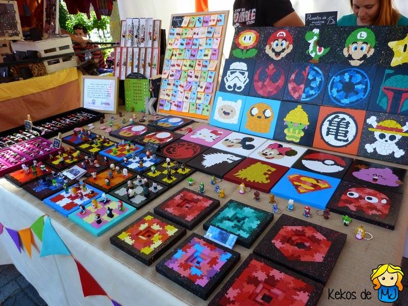 D nde vender la artesan a que hago mercados ferias y - Cosas hechas a mano para vender ...