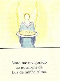 """""""O alimento material e o espiritual se combinam para nos dar a verdadeira nutrição"""""""