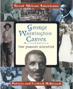 bookcover of Fred and Patricia McKissack's George Washington Carver