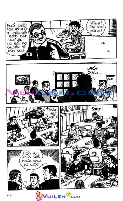 Jindodinho - Đường Dẫn Đến Khung Thành III  Tập 13 page 68 Congtruyen24h